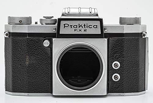 Praktica F.X2 F.X 2 SLR Kamera Body Gehäuse Spiegelreflexkamera M42 Anschluss