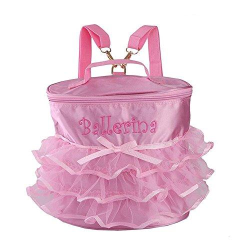 Best ballet bag personalized little girls for 2020