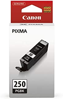 Canon PGI-250 PGBK Ink Tank, Compatible to MG5520, MG6620, MG5420, MG5422, MG5522, MG5620, MG6320, MG6420, MG7120, MG7520, MX722, MX922, iP7220, iP8720, and iX6820