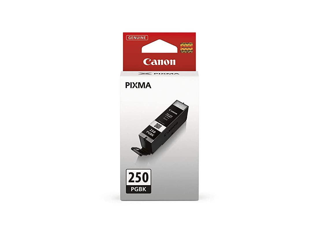 Canon PGI-250 PGBK Ink Tank, Compatible to MG5520, MG6620, MG5420, MG5422, MG5522, MG5620, MG6320, MG6420, MG7120, MG7520, MX722, MX922, iP7220, iP8720, and iX6820