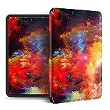 RFEGEF FundaparaKindlePaperwhite,Funda para Kindle para Amazon Kindle con Función De Activación/Suspensión Automática Patrón De Cielo Estrellado Colorido Funda para Kindle Magnética Impermeab