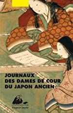 Journaux des dames de cour du Japon ancien de Sarashina