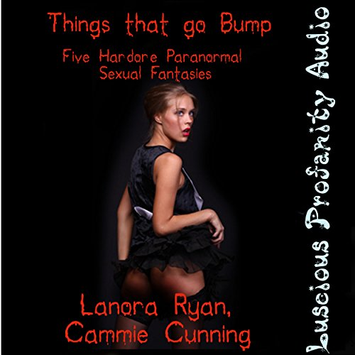 Things That Go Bump audiobook cover art
