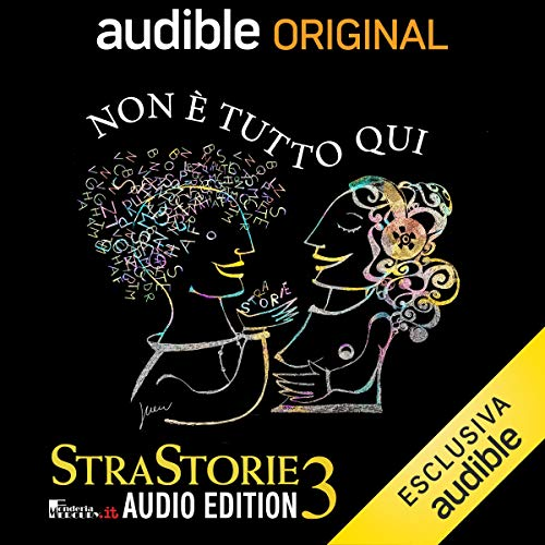 StraStorie Audio Edition 3 audiobook cover art