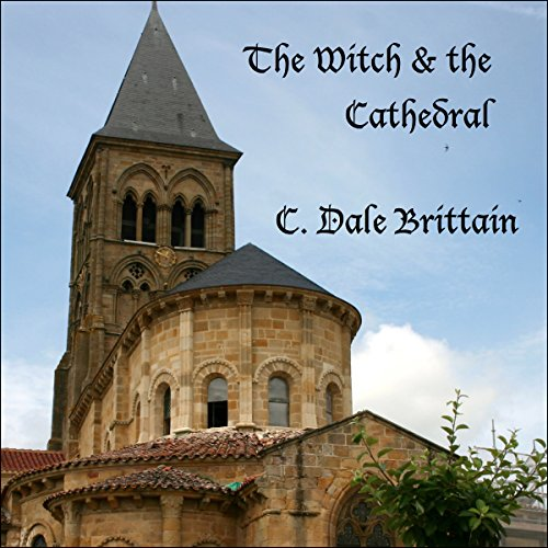 The Witch and the Cathedral audiobook cover art
