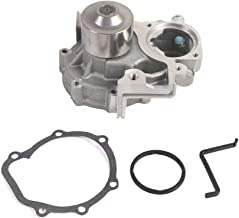 MOCA 160-2090 Engine Water Pump Kit for 06-10 Subaru Legacy Impreza & Subaru Outback Forester 2.5L H4 SOHC