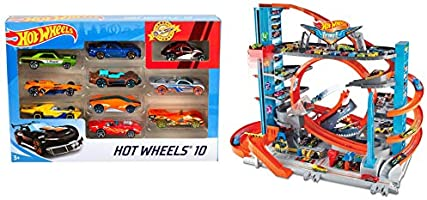 Hot Wheels Promo Pack