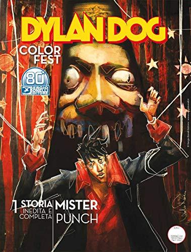 Fumetto Dylan Dog Color Fest N° 36 - Sergio Bonelli Editore – Italiano
