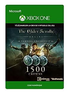 The Elder Scrolls Online Tamriel Unlimited Edition 1 500 Couronnes [Xbox One - Code jeu à télécharger] (B01LZ4L1UI) | Amazon price tracker / tracking, Amazon price history charts, Amazon price watches, Amazon price drop alerts