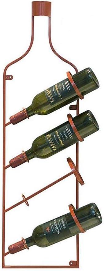 BGHDIDDDDD Novelty Wine Discount mail order Organizer New item Rack Wall