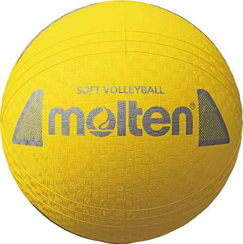 Molten Volleyball-Ball-S2Y1250-Y gelb 160g, Ø 210 mm