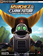 Ratchet & Clank Future - Tools of Destruction Signature SeriesGuide de BradyGames