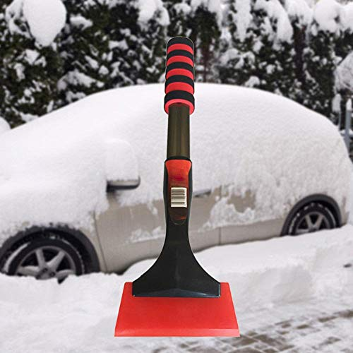 Review Cars Ice Scraper 16.5 In,Car Glass Ice Scraping Snow Shovel Tool Wiper,Snow Brush Windscreen ...