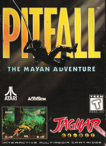 Pitfall: The Mayan Adventure (Atari Jaguar) by Activision