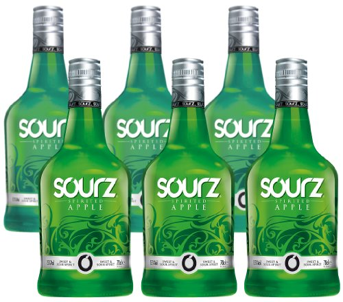 Sourz Apple (6 x 0,7l)
