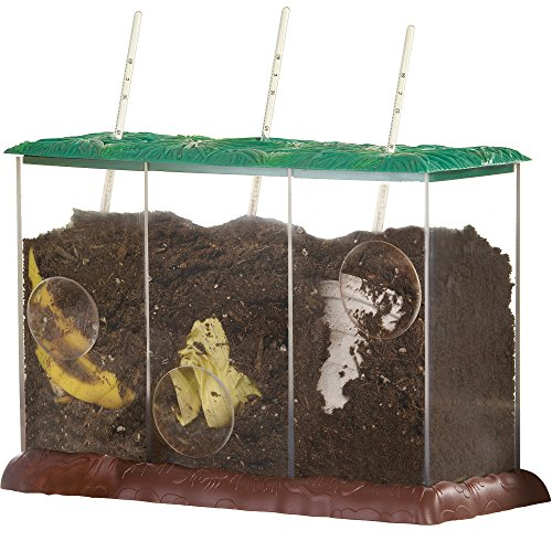 Educational Insights Now You See It, Now You Don't—See-Through Compost Container