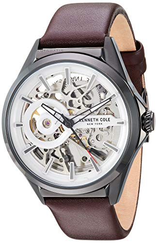Kenneth Cole New York Men's Automatic Stainless Steel Japanese-Quartz Watch...