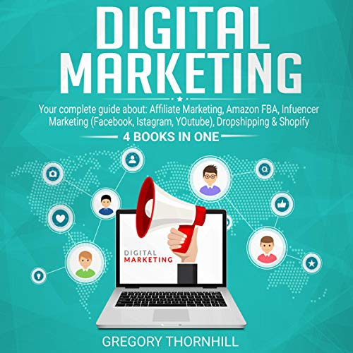 Digital Marketing cover art