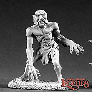 Reaper Miniatures Marsh Troll #02108 Dark Heaven Legends RPG D&D Mini Figure