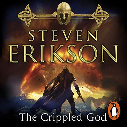 The Crippled God     The Malazan Book of the Fallen 10              Written by:                                                                                                                                 Steven Erikson                               Narrated by:                                                                                                                                 Michael Page                      Length: 45 hrs and 20 mins     Not rated yet     Overall 0.0