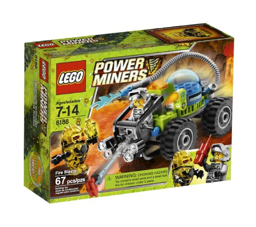 LEGO Power Miners Fire Blaster (8188) by LEGO