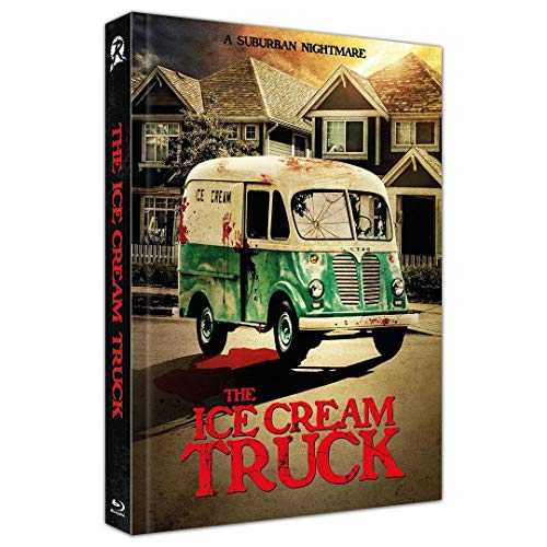 The Ice Cream Truck - Mediabook - Cover B - Uncut - Limitiert auf 222 Stück (2-Disc Rawside-Edition Nr. 06) (+ DVD) [Blu-ray]