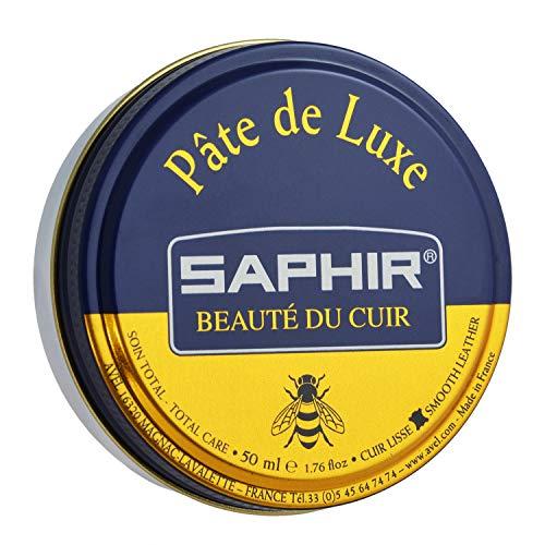 Saphir Pâte de Luxe Lederpflegemittel, Paste, farblos - farblos - Größe: 50 ml