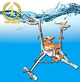 Poolstar - Bicicleta para piscina WR4Le Must