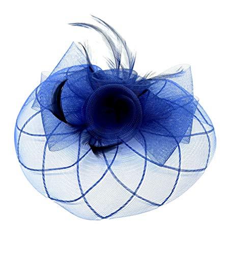 Finecy In - Bandeau - Femme Taille unique - bleu - Taille unique