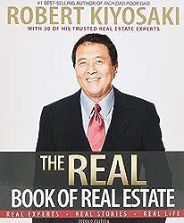 Robert Kiyosaki Books - The Real Book of Real Estate