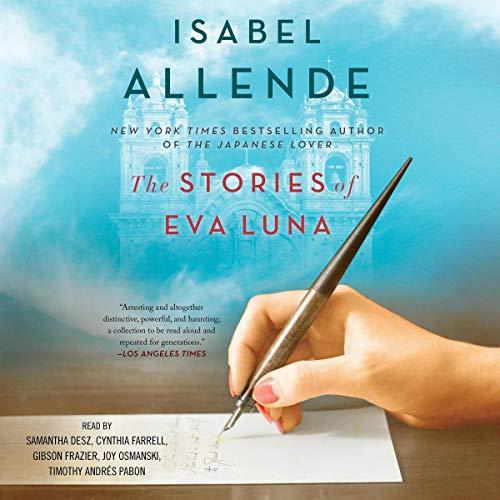 Page de couverture de The Stories of Eva Luna