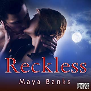 Reckless                   By:                                                                                                                                 Maya Banks                               Narrated by:                                                                                                                                 Chandra Skyye                      Length: 2 hrs and 26 mins     2 ratings     Overall 5.0