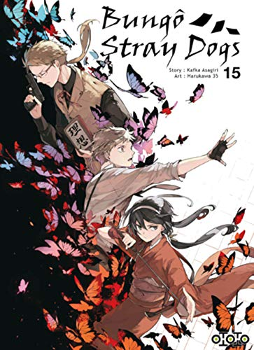 Bungô Stray Dogs, Tome 15 :