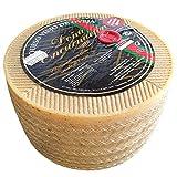Queso de Oveja Doña Encarnación - Queso Viejo de Oveja - Peso Aproximado 3 Kilos - Queso Curado Elaborado con Leche Cruda de Oveja