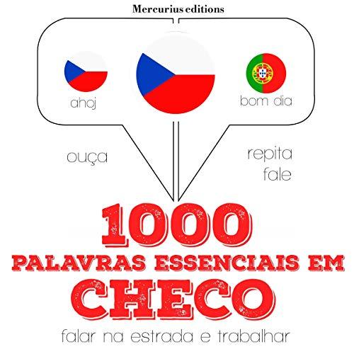 1000 palavras essenciais em checo audiobook cover art