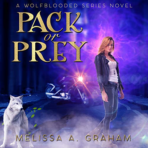 Pack or Prey audiobook cover art
