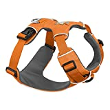 Ruffwear All-Day Dog Front Range Harness, Orange (Poppy), M
