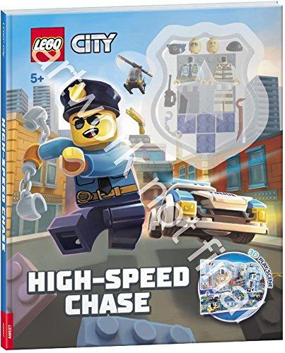 Legolicense 9789030503811 Boek Lego: City - Snelle Achtervolging (9%), 60+ mnd