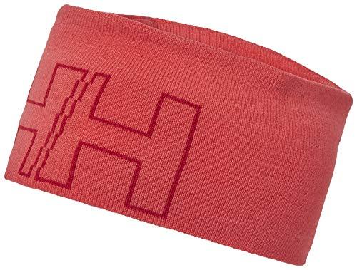Helly Hansen Outline Headband, 213 Cayenne, One Size