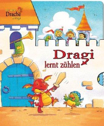 Der kleine Drache Dragi lernt zählen