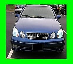 312 Motoring fits 2001-2005 Lexus GS300 GS430 Chrome Grill Grille KIT GS 300 430 2002 2003 2004 01 02 03 04 05