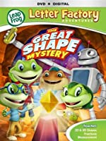 LEAPFROG-GREAT SHAPE MYSTERY