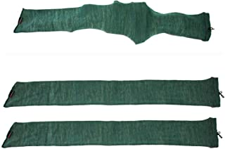 """Sponsored Ad - Silicone Treated Gun Socks for Rifles, Extra Wide - Fit Scopes, Pistol Grips & Tactical Accessories, 47"""" x 6"""""""