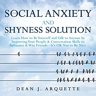 The Social Anxiety and Shyness Solution cover art