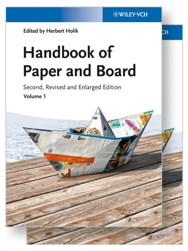 Handbook of Paper and Board: 2 Volume Set