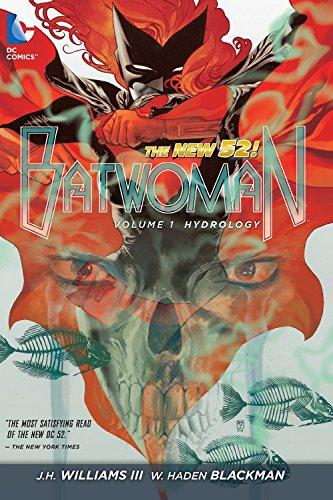 Batwoman Vol. 1: Hydrology (The New 52)