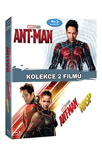 Ant-Man kolekce 1.-2. 2BD / Ant-Man + Ant-Man and the Wasp (Versione ceca)