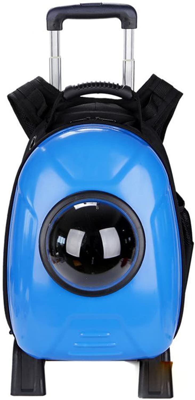 Dixinla Pet Carrier Backpack Pet spalla Pet Backpack new cat out bag trend mini portatile Box PVC 32L