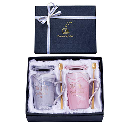 Godmother Ceramic Mug Set