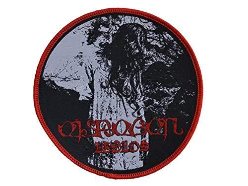 ValueMerch EISREGEN - Leblos - Aufnäher Patch